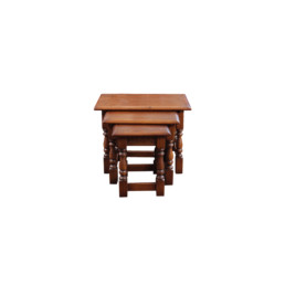 Wood Bros Old Charm Nest of Tables