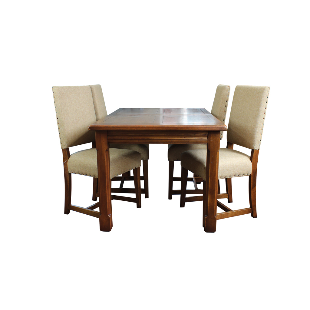Wood Bros Priory Extendable Table