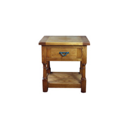 Wood Bros Chatsworth Lamp Table