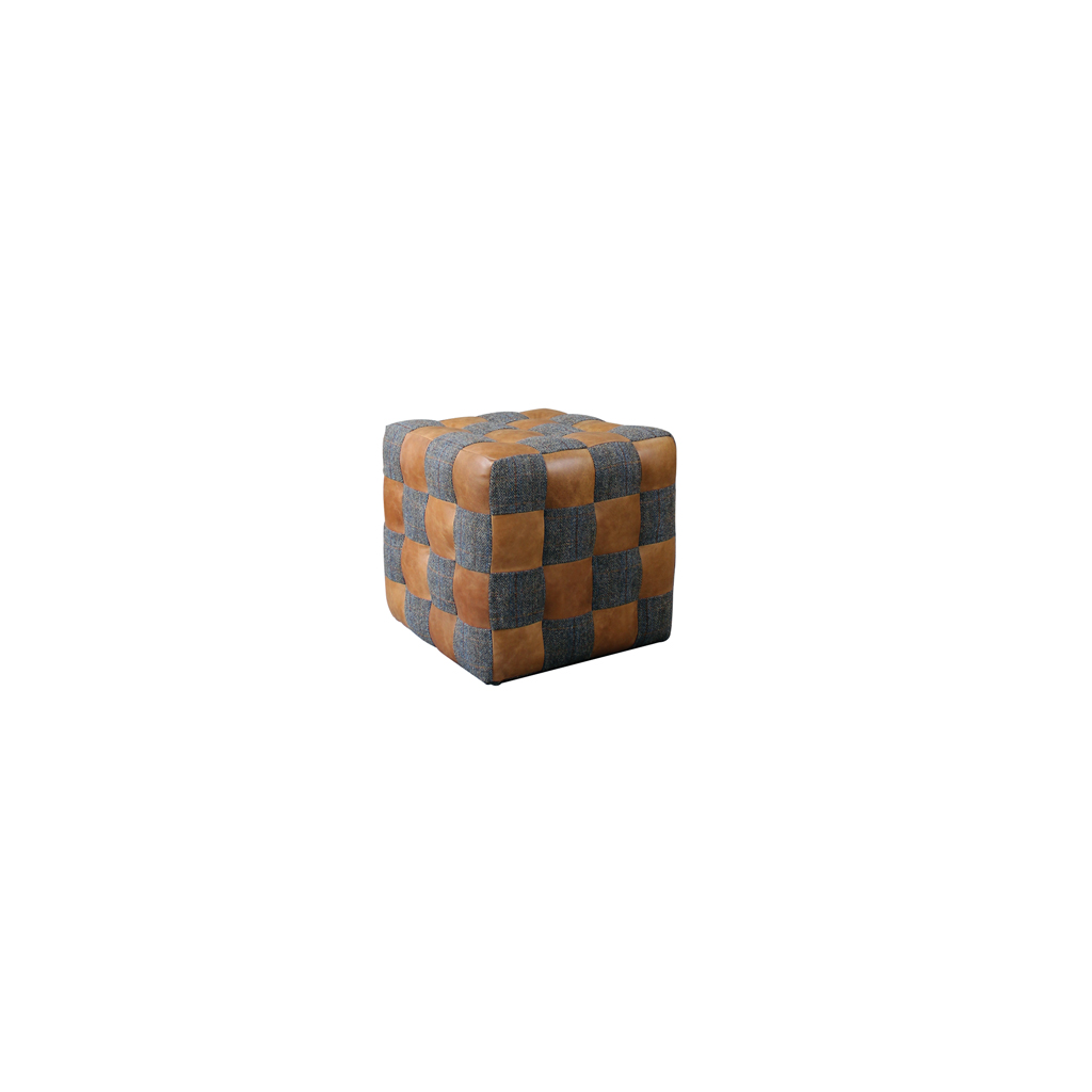 Worth Furnishing Patchwork Cube