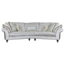 Duresta Harvard Grand Split Sofa with Wedge Unit