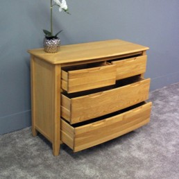Grace Chest of Drawers (OAK)
