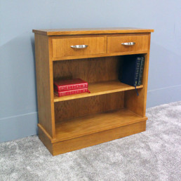 2 - Drawer Open Bookcase