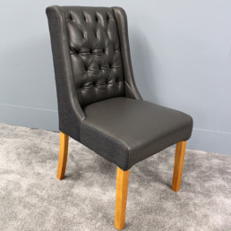 Olivia Chair Charcoal