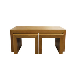 Norsk Triple Coffee Table Set