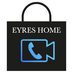 Eyres Home Video Shopping Icon